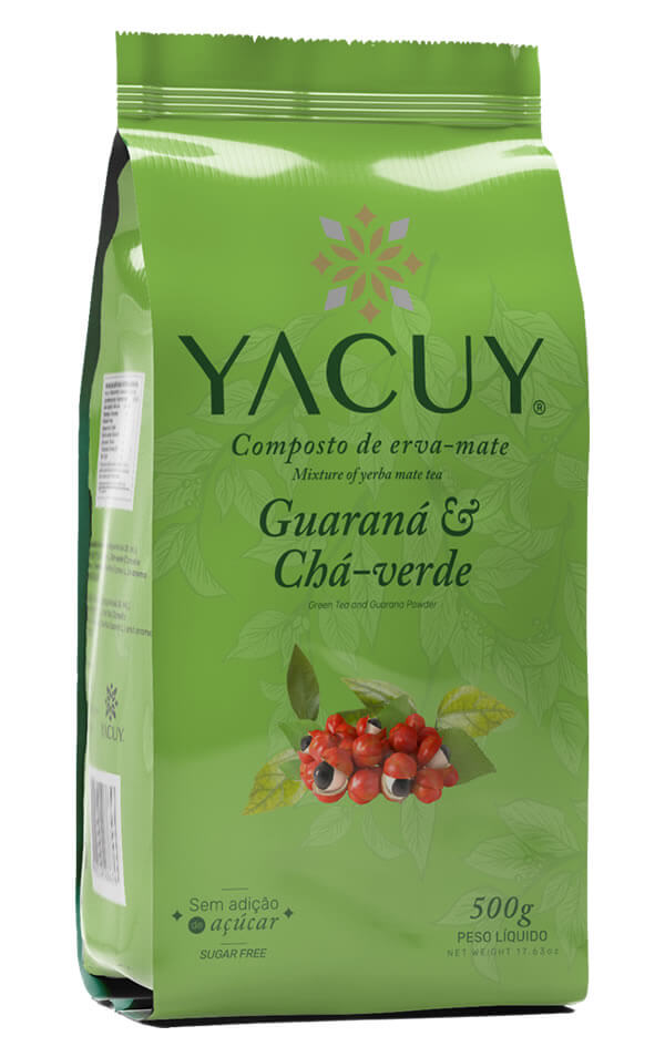 Erva-Mate Yacuy Composta Guaraná